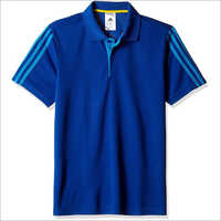 Adidas Royal Blue T Shirt