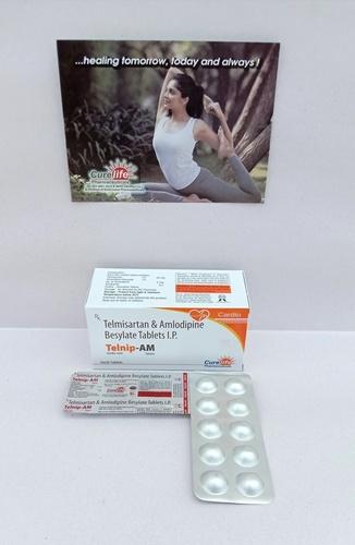 Telmisartan   40 mg + Amlodipine5 mg