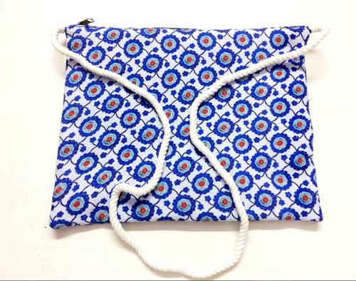 Printed bags with handle