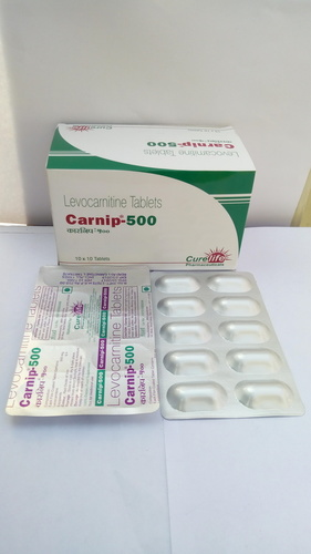 Levocarnitine 500 mg