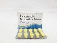 Domperidone and Paracetamol Tablets