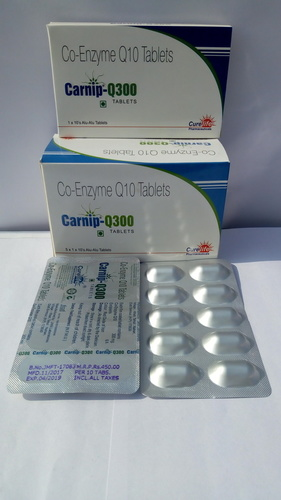 CO- Enzyme Q10  300 mg