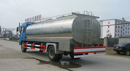 Steel Oil Tanker
