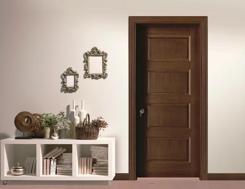 Solid PVC Door