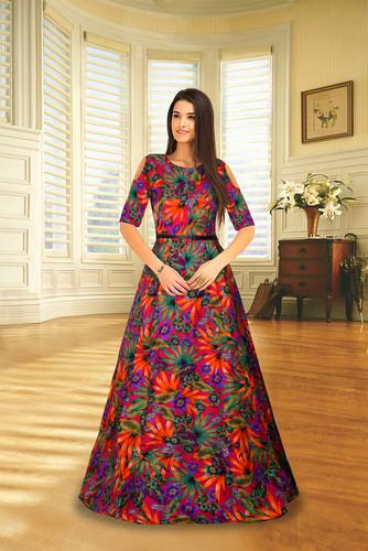 exclusive designer Gown