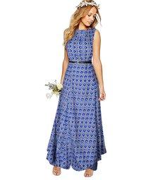 Designer Western Gown