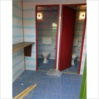Prefabricated Toilet