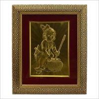God Krishna Photo Frame