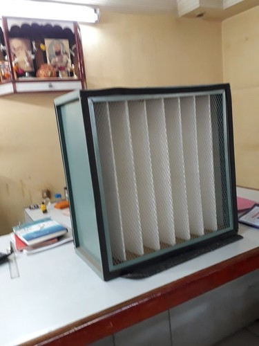 Box Type Fine Filter