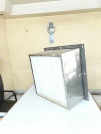 Micron V pleat filter