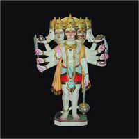 Marble Virat Roop Hanuman Ji Statues