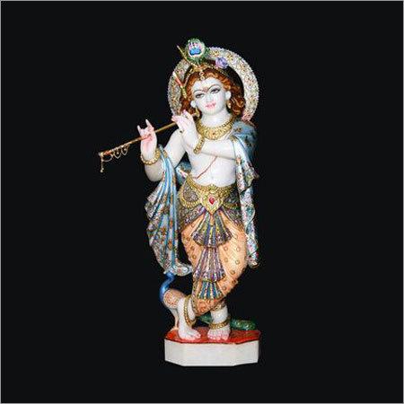 Marble Lord Krishna Statues