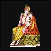 Marble Lord Radhe Krishna Statues