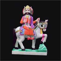 Marble Ramapir Statues