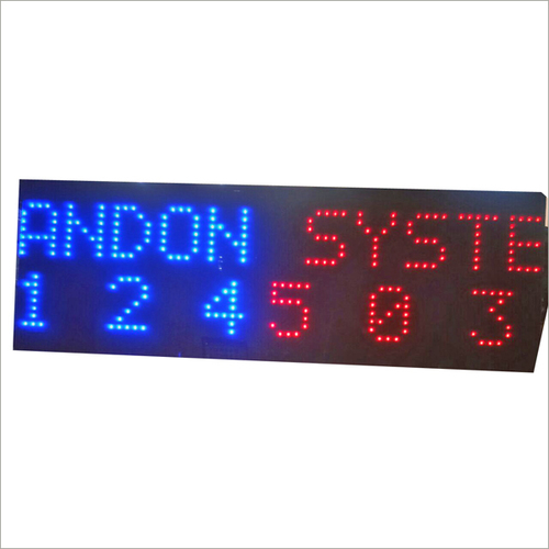Mini Andon Display Andon