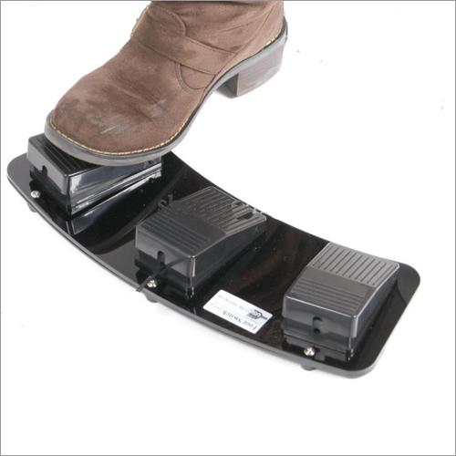 Foot Triple Switch