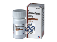Danavir Darunavir 600mg Tablet