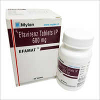 Efamat Efavirenz 600MG Tablets