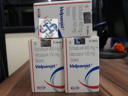 Velpanat Velpatasvir Sofosbuvir Tablets