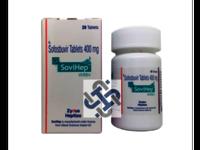 SOVIHEP 400mg Sofosbuvir Tablets