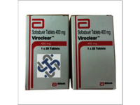 Viroclear Sofosbuvir 400mg Tablet