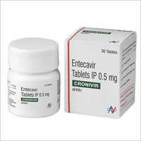 Entecavir Cronivir 0.5MG Tablet