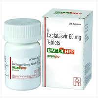 Daclahep Daclatasvir 60mg Tablet