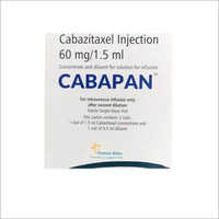 Cabazitaxel 60MG CABAPAN Injection