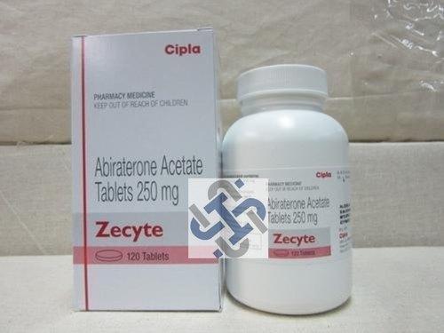 Abiraterone 250mg Zecyte Tablet
