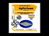 AgFix Foam - Hydrophilic Foam Silver Pad