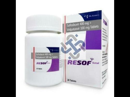 Velpatasvir Sofosbuvir Tablets