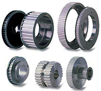 Aluminium timing Pulley