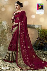 Georgette sarees online