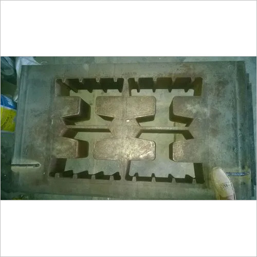 Bridge Retainer Wall Block Mould