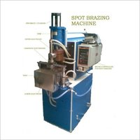 Pneumatic Spot Brazing Machine