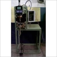 Pedal Spot Brazing Machine