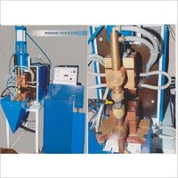 Vertical Type Spot Brazing Machine