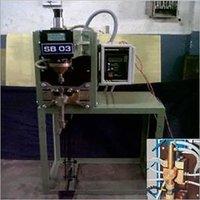 PEDAL SPOT BRAZING MACHINE