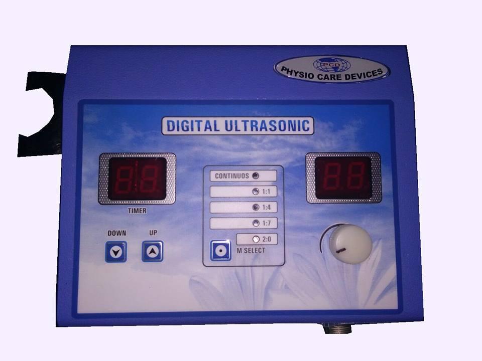 ultrasonic(1Mhz) machine