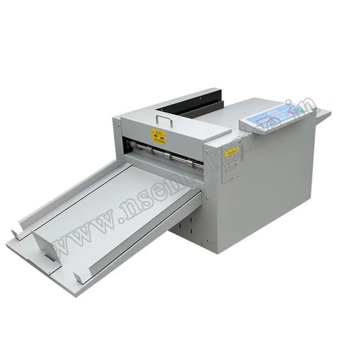 Auto creasing & Perforation Machine