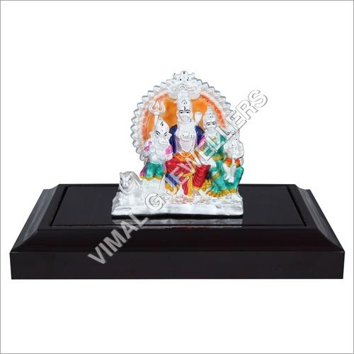Emerald shivji Parvati Idol