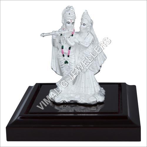 Emerald Radha Krishan Idol