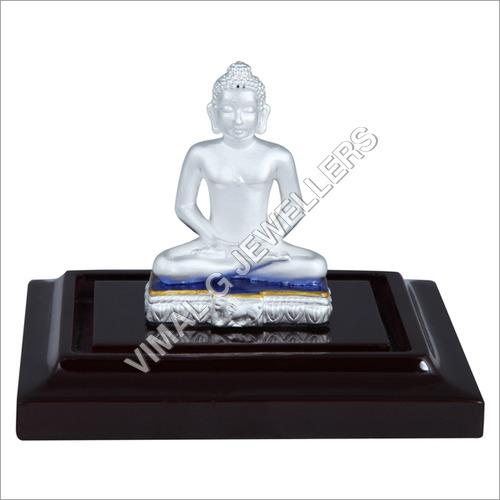 Emerald-mahavir Bhagwan Idol