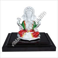 Emerald Ganesh Ji Idol