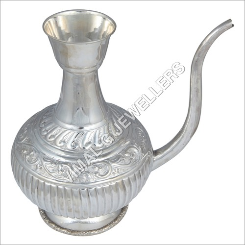 Silver Surahi