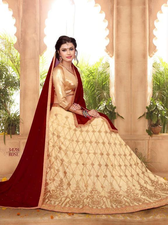 Lehenga dress online shopping