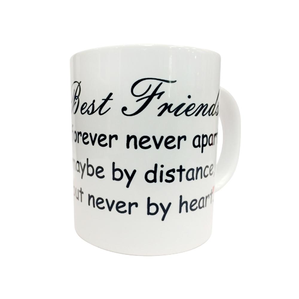 Friends Quotes Mug