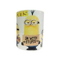 Minion Print Mug