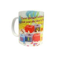 Birthday Print Mug