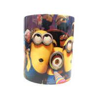 Minion Birthday Print Mug